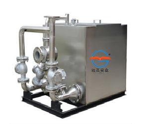 污水提升装置∣全自动304提升设备
