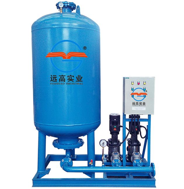 定压补水排气装置∣真空雾化定压补水设备∣全自动定压补水装置