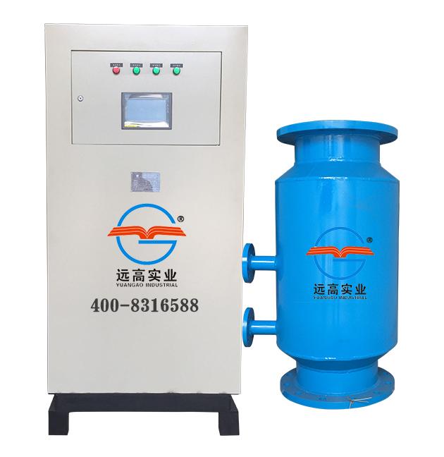 冷凝器自动在线清洗装置∣冷凝器胶球清洗设备∣冷凝器全自动在线清洗机组